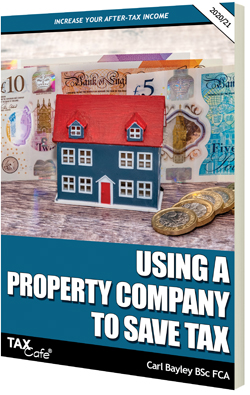 Property Company Tax Advice Guide 2019/20