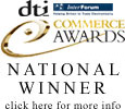 E-commerce Awards - National Winner